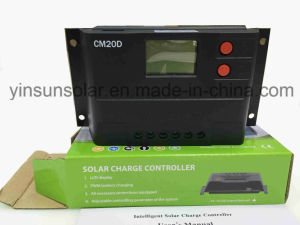 Hot-Sale 30A 12V or 24V Intelligent Solar Charge Controller pictures & photos