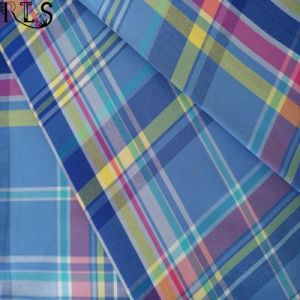 Polyester/Cotton T/C Woven Yarn Dyed Fabric for Shirts/Dress Rls32-9 pictures & photos