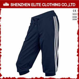 Cheap Wholesale Jogger Pants for Women Jogging Shorts Blue (ELTJI-9) pictures & photos
