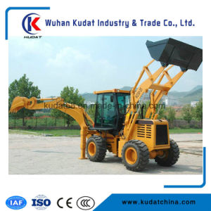 Ce Approved Multi-Function Backhoe Loader pictures & photos