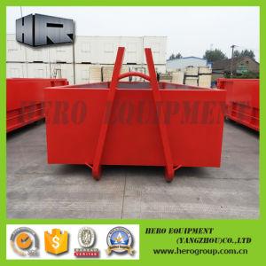 10m to 19m Hooklift Bin Roro Container pictures & photos