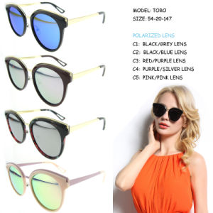 2017 New Trend High Quality Polarized Sunglasses for Women pictures & photos