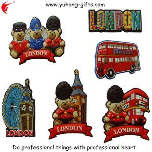 Customized PVC Fridge Magnets Refrigerator Magnet (YH-FM078) pictures & photos