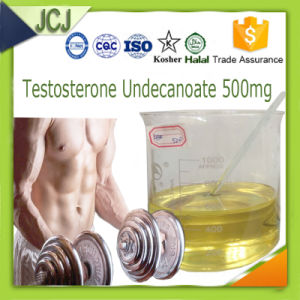 Dosage 500mg Injection Liquid Testosterone Undecanoate for Bodybuilding pictures & photos