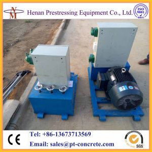 12.9mm PC Strand Pusher Machine for Bridge Slab Beams pictures & photos