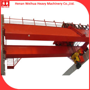 Double Girder Electric Overhead Travelling Bridge Crane pictures & photos