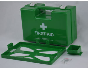 Plastic First Aid Kit Waterproof First Aid Case Made in China pictures & photos