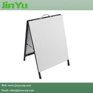 Pavement Metal Sign Board with Adhesive Vinyl pictures & photos