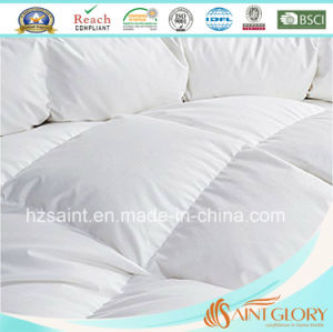 High Quality Down Duvet White Goose Feather and Down Comforter pictures & photos