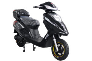 48V800W Electric Powered Moped with Brushless Motor (EM-030) pictures & photos