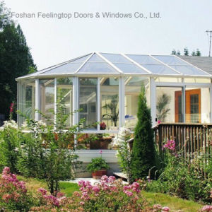 Aluminum and Laminated Glass Conservatory pictures & photos