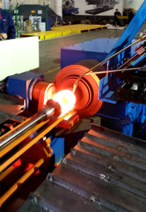 Seamless Cylinder Hot Spinning Machine pictures & photos
