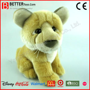 Soft Lifelike Stuffed Plush Toy Lioness pictures & photos