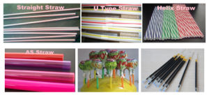 Drinking Straw Production Line/Extrusion Machine pictures & photos