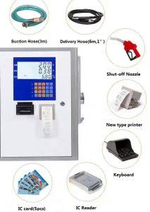 New Design Mute Car Tanker Dispenser with IC Reader in 12V/24V/220V pictures & photos