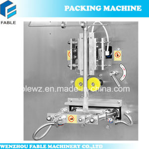 Automatic Film Sealing and Cutting Pouch Packing Machine for Powder (FB-100P) pictures & photos
