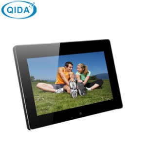 High Quality 7 Inch Digital Photo Frame with Muti Function pictures & photos