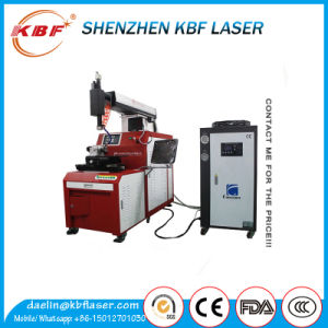 400W Metal Contious Wave/Cw YAG 4-Axis Auto Laser Welding Machine pictures & photos