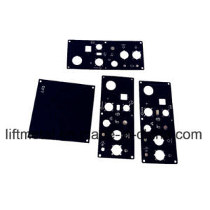 OEM Precision Sheet Metal Laser Cutting Bending Part (LFCR0011) pictures & photos