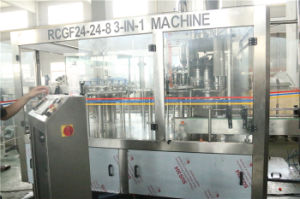 Ce ISO Quality Automatic Juice Filling and Packing Line pictures & photos