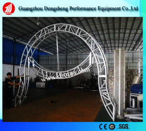 Aluminum Alloy Truss System Special-Shaped Truss pictures & photos