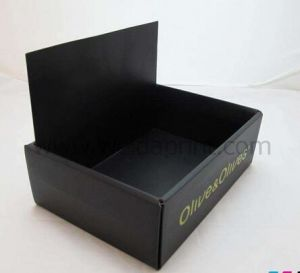 High-End Hot Stamping Mobile Phone Gift Packaging Box pictures & photos
