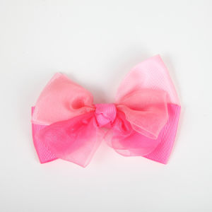 Grosgrain Ribbon Bow for Gift DIY Decoration pictures & photos