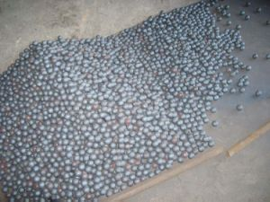 HRC60 B2 Material Forged Grinding Ball pictures & photos