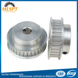 Standard Timing Belt Pulley with Stock Bore pictures & photos