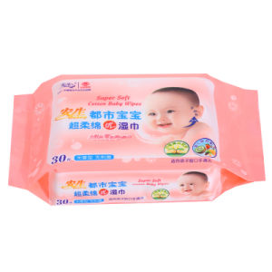 Baby Wet Wipes, Hand and Mouth Cleaning Wipes pictures & photos