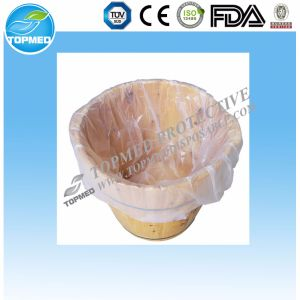 Factory Wholesale Disposable Plastic PE Liners for SPA Pedicure Chair pictures & photos
