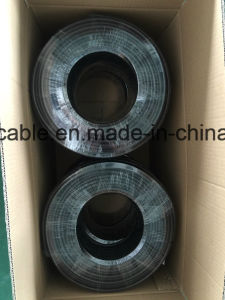 CATV TV RG6 Coaxial Cable (Low dB Loss) pictures & photos