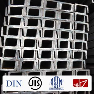 Ss400/S355jr/A36 U Channel/ C Channel/ Channel Beam/ Steel Beam A572 pictures & photos