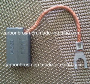 Customized Design Carbon Brush LFC554 For Power Plant Generator Motor pictures & photos