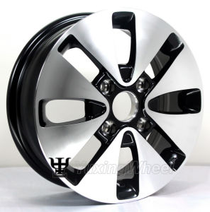 Hyper Blace Face Car Alloy Aluminum Alloy Rim or Alloy Rims for All Cars pictures & photos