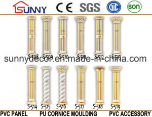 Polyurethane PU Roma Column/Pillar/Home&Interior Decoration pictures & photos