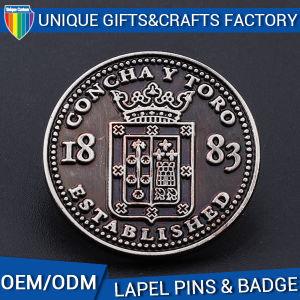 Cheap Enamel Pins, Bulk Custom Bronze Badges Pins pictures & photos