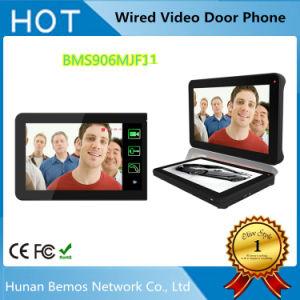 9inch 900tvl Color Video Doorphone Intercom Rainproof Night Vision 8g TF Card pictures & photos