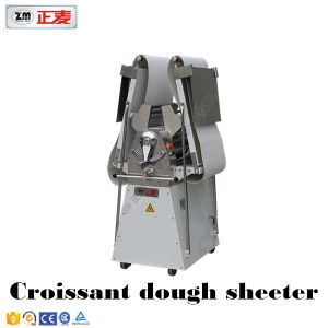 Restaurant Kitchen Equipment Stand Automatic Used Dough Sheeter (ZMK-650) pictures & photos
