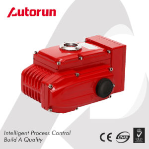 Chinese Wenzhou Supplier Modulating Type Electric Actuator pictures & photos