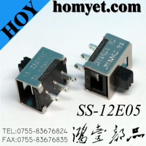 High Quality Spdt Slide Switch/Sliding Switch pictures & photos