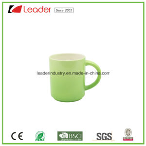 Flower Decals Ceramic Coffee Mugs for Gifts Promotional pictures & photos