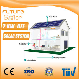 Futuresolar 2000W Solar Panel 2kw Solar Home System pictures & photos