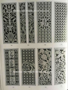 Partition to Solid/Hollow Screen/Perforated /Hollow Carved Screen Metal Fabrication pictures & photos