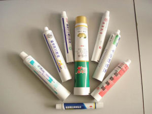 Toothpaste/Laminated Soft Tube Machine pictures & photos