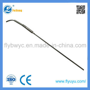 Needle-Shaped K Type Flexible Temperature Sensor with Plug pictures & photos
