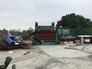Y81f-400 Hydraulic Metal Baler Machine pictures & photos