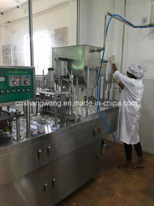 Complete Set Yogurt Production Line/Equipment pictures & photos