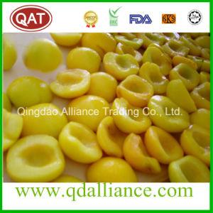 Frozen Yellow Peach Halves IQF Yellow Peach pictures & photos