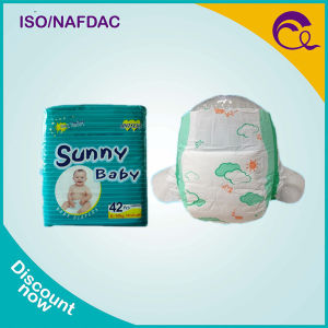 Hot Sale Sunny Baby Diaper for Africa Market